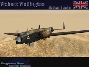 Wellington VII