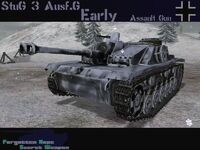 Stug III Ausf G Early