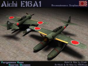 Aichi E16A1