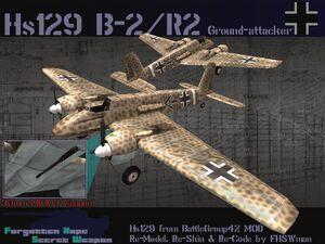 HS129 B-2r2