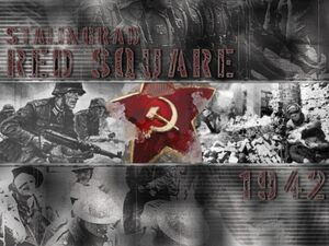 Stalingrad Red Square