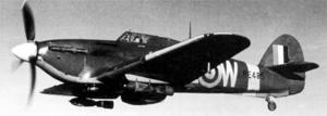 Hurricane Mk IIB photo
