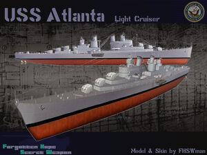 USS Atlanta