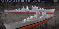 USS Atlanta (CL-51)