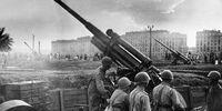 85 mm air defense gun M1939 (52-K)