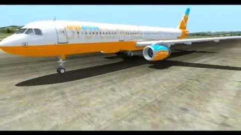 FSX-Orbit Airlines!