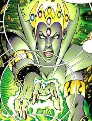 Nemesis Infinity Gems Marvel Comics
