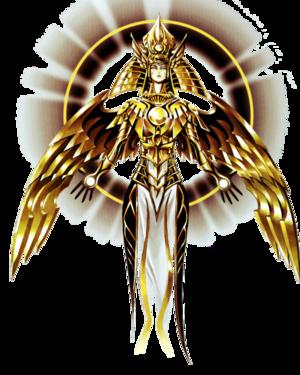 Horakhty The Creator God of Light Yu-Gi-Oh