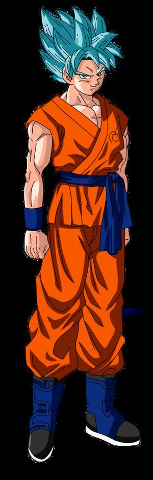 Super Saiyan God Super Saiyan Goku Dragon Ball Super