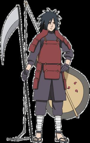 Madara Uchiha Naruto