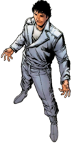 Beyonder Earth-616 Marvel Comics