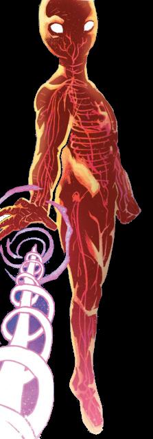 Explosion Marvel Comics