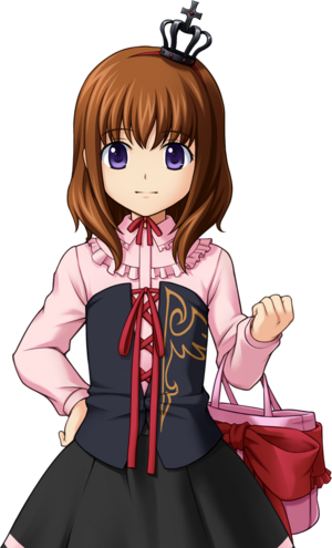 Maria Ushiromiya Umineko no Naku Koro ni