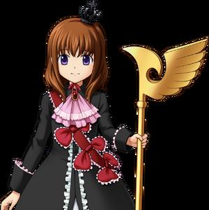Maria Ushiromiya Witch Umineko no Naku Koro ni