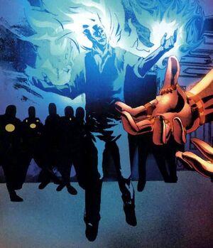 The Fulcrum Marvel Comics