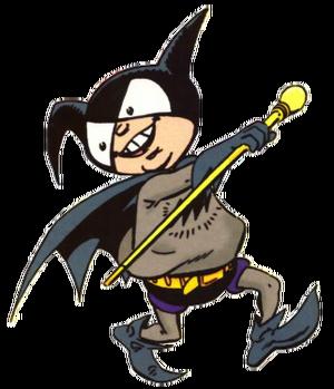 Bat-Mite Earth-3839 DC Comics