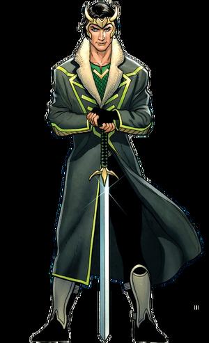 Loki Laufeyson Marvel Comics