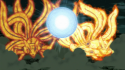 Parent Child Rasengan Naruto