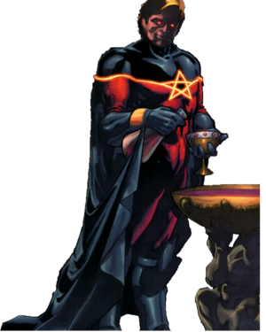 Lord Mar-Vell Cancerverse Marvel Comics