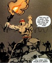 Mutant Leader DC Comics