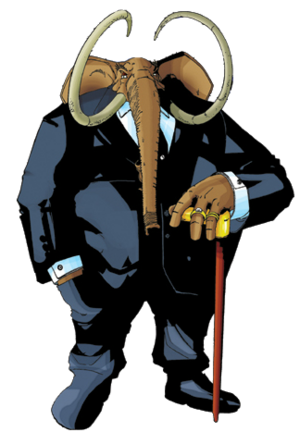 Mammoth Mogul Archie Sonic Comics
