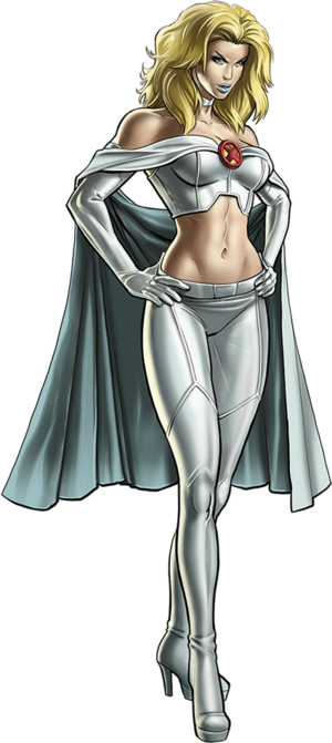 Emma Frost Marvel Comics