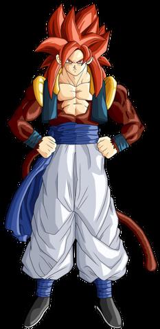 File:Gogeta Super Saiyan 4 Dragon Ball GT.png