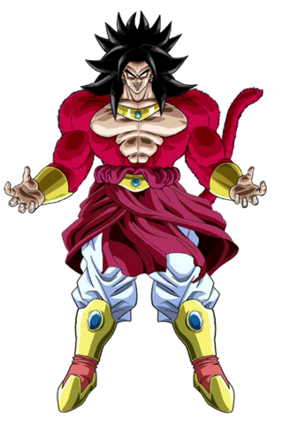 File:Broly Legendary Super Saiyan 4 Form Dragon Ball.png
