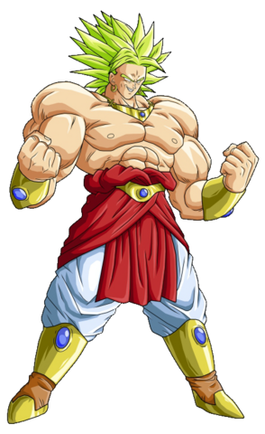 File:Broly Legendary Super Saiyan Form Dragon Ball.png