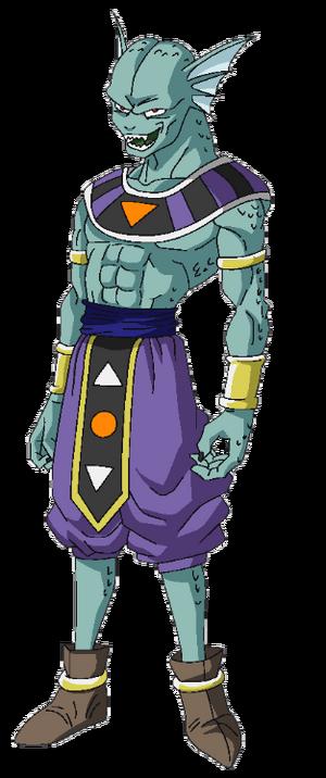 Gene Dragon Ball
