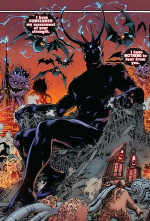 Empty Hand DC Comics