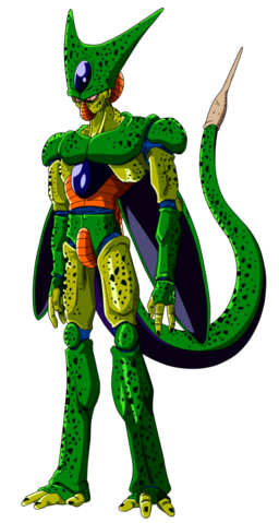 File:Cell 1st Form Dragon Ball Z.png
