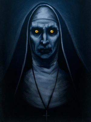 Valak The Conjuring