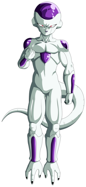Frieza Final Form Dragon Ball Z