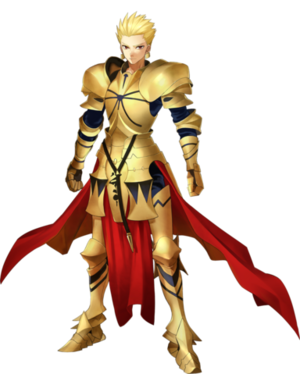 Gilgamesh Fate Stay Night