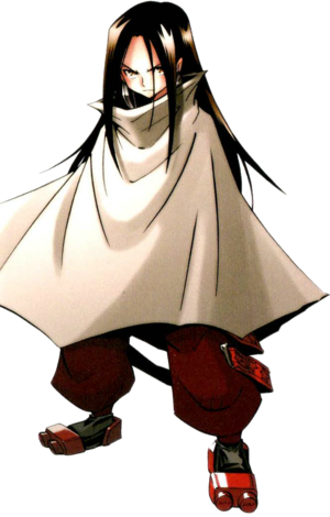 Hao Asakura Shaman King