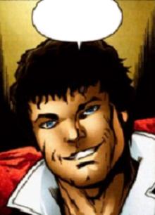 Beyonder Earth-615.9 Marvel Comics