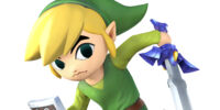 Toon Link (Wind Waker)