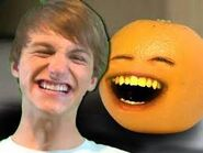 Fred and Annoying Orange
