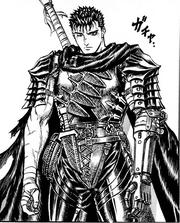Blackswordsman 2nd armour