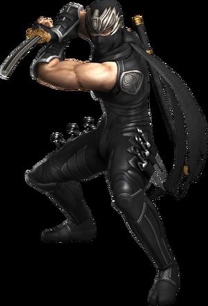 Ryu Hayabusa Transparent Background