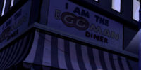 I Am The Eggman Diner