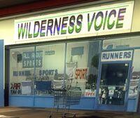 Wilderness-voice