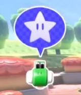 NintendoLand MarioChase Yoshi2