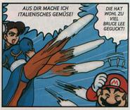 Mario vs Chun-Li