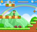 Lep's World X Mario