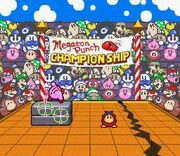 KirbyMarioMegaton Punch
