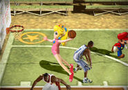 NBA street Peach