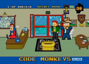 CodeMonkeys 209 WarpPipe