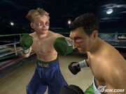 FightNight2 LittleMac